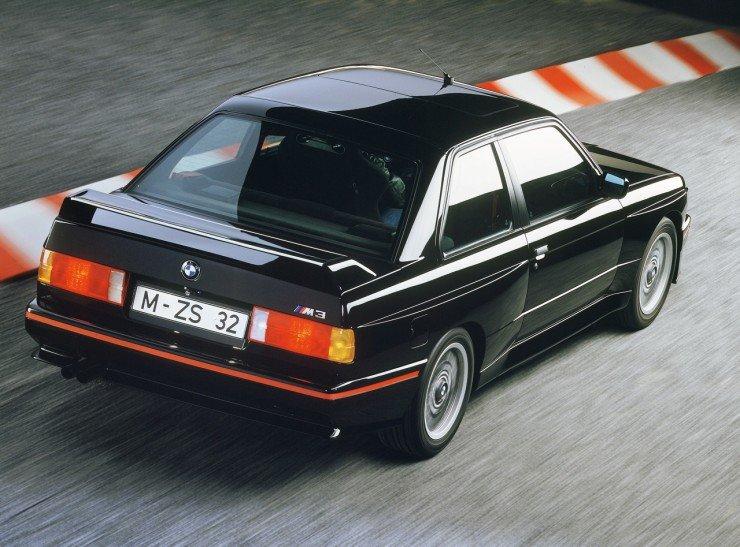 Legendy Motoryzacji Bmw M3 E30 1986 1991 Namasce