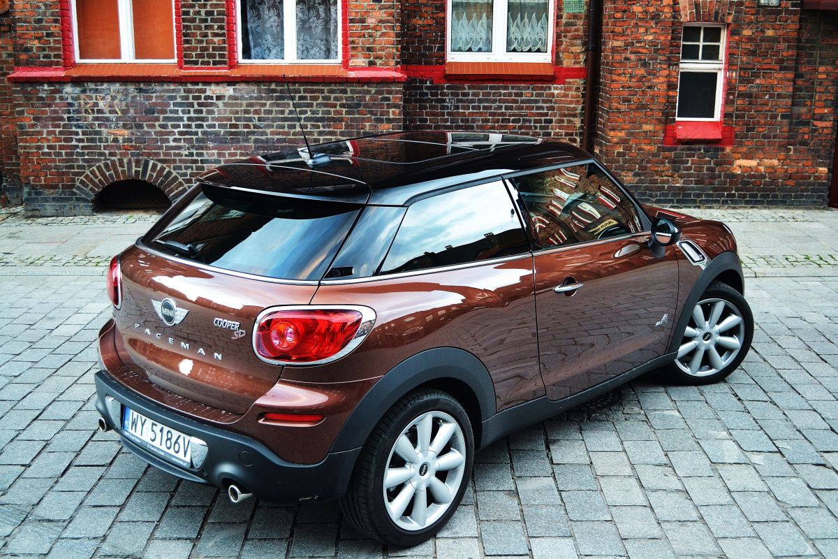 Mini cooper sd all4 pac-man free online