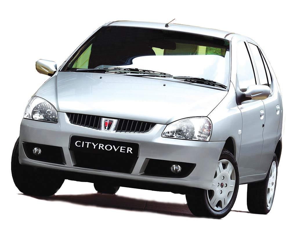 2004 Rover CityRover