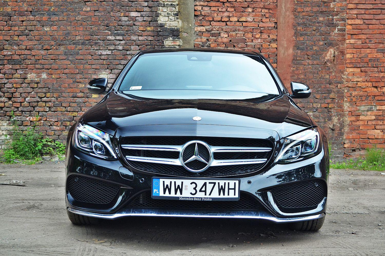 Mercedes-Benz C 220 BlueTec AMG Line (2014) UK Wallpapers and HD ...