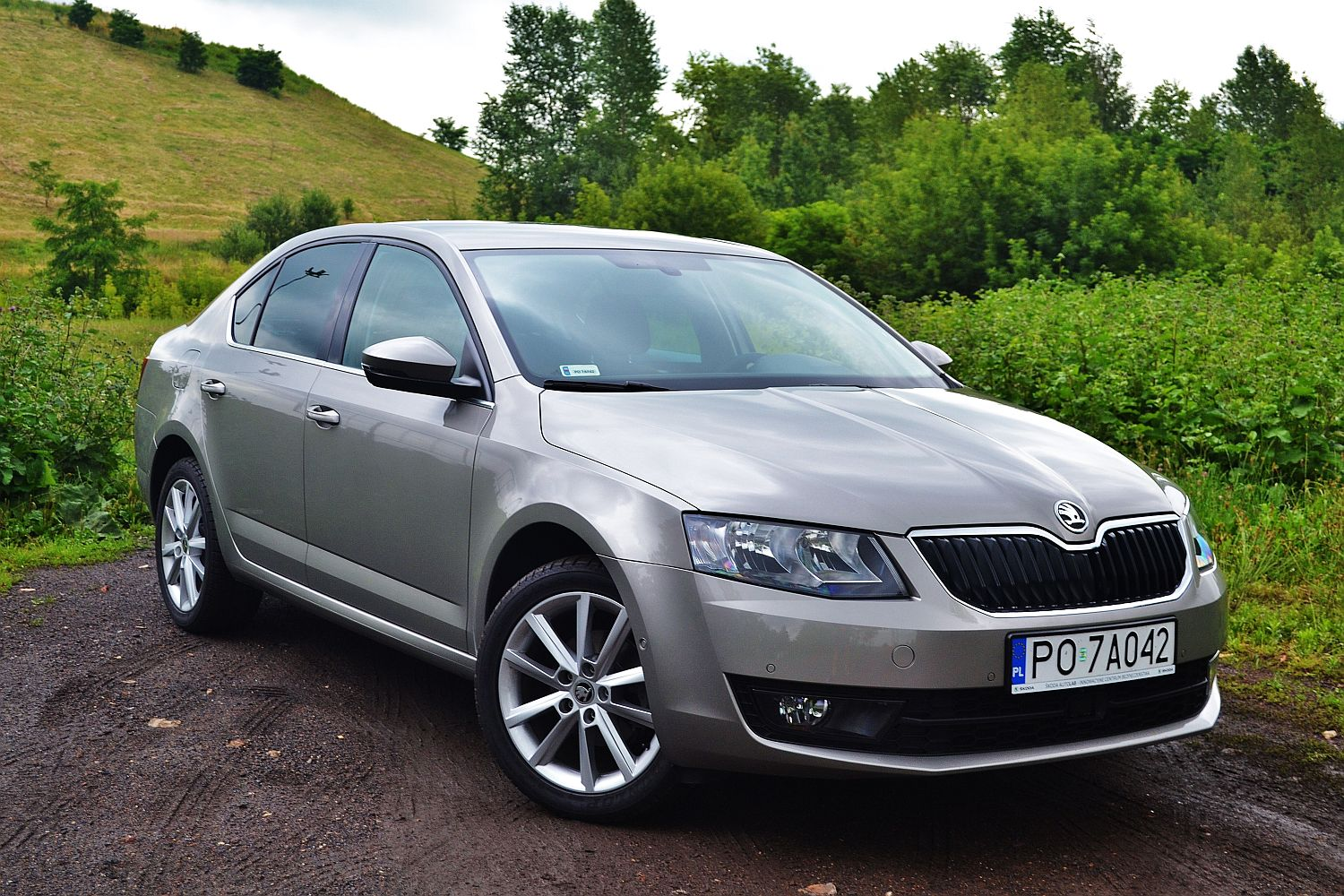 skoda octavia 1 2 tsi dsg ambition po prostu dobra namasce. Black Bedroom Furniture Sets. Home Design Ideas