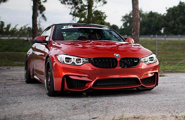 Bmw M4 Performance Sport Industries Namasce