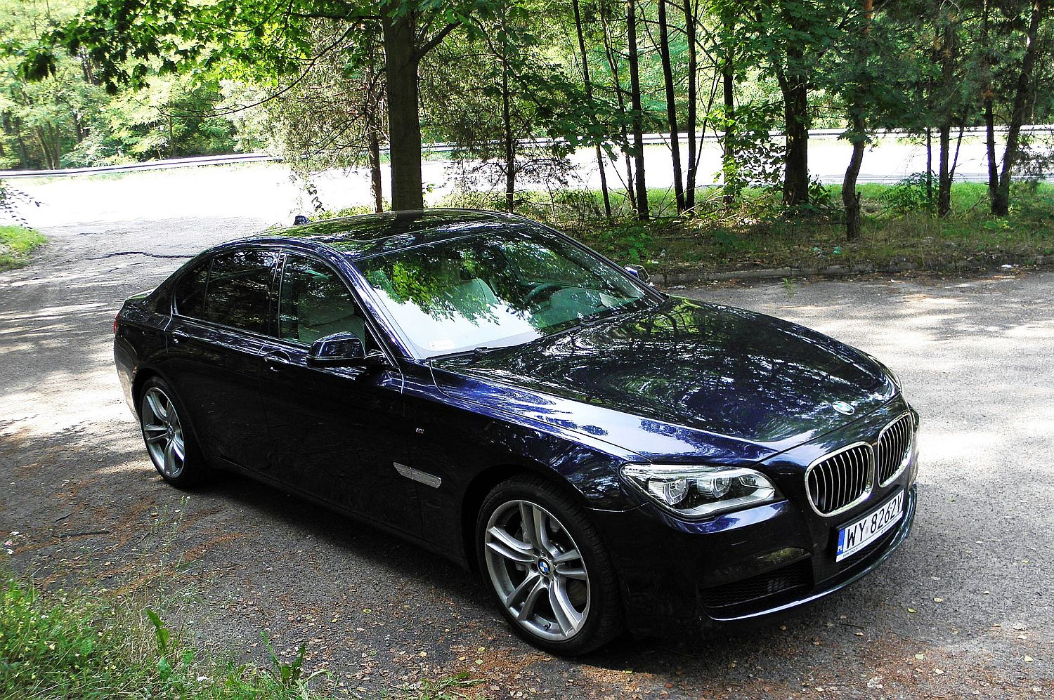 bmw 750d xdrive czysta perfekcja namasce. Black Bedroom Furniture Sets. Home Design Ideas