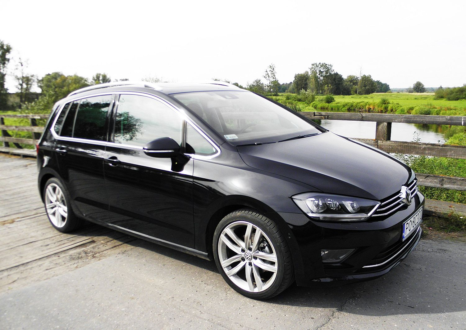 volkswagen golf sportsvan 2 0 tdi dsg highline kompletny. Black Bedroom Furniture Sets. Home Design Ideas