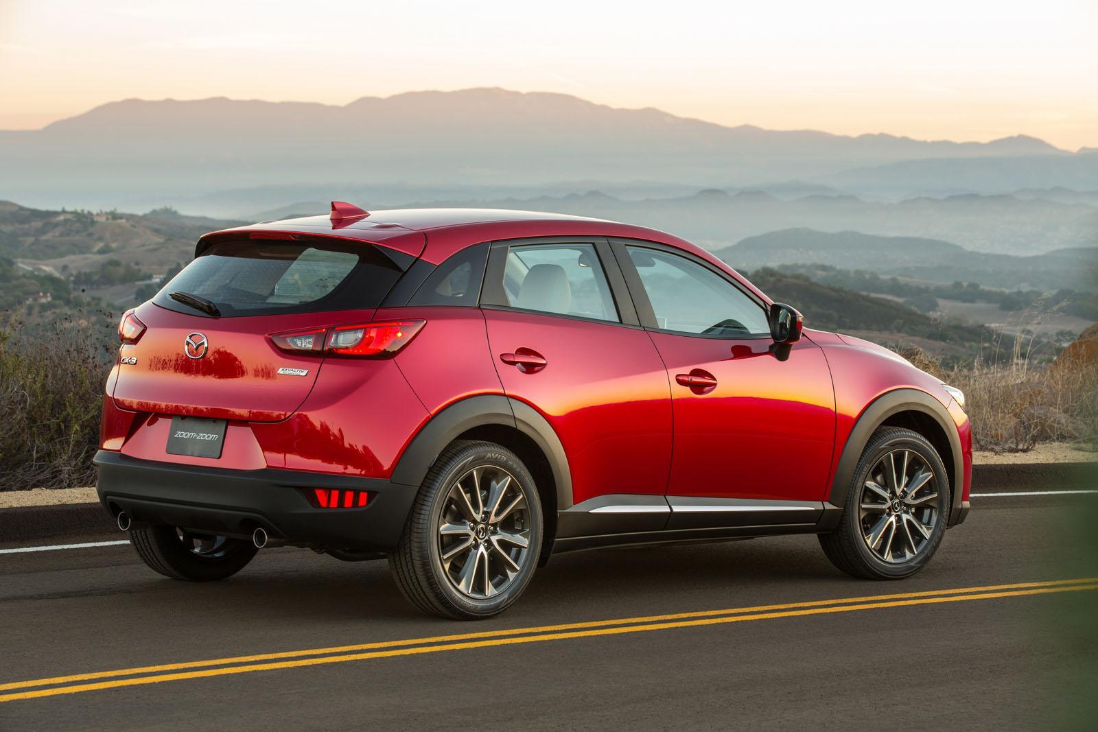 Nowa Mazda Cx 3 Debiutuje W Polsce Cennik Namasce