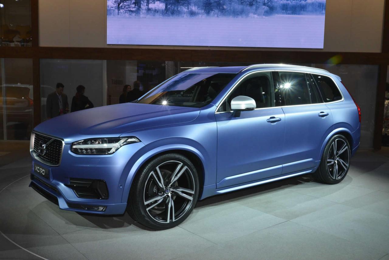 Volvo Xc90 R Design W Detroit Namasce