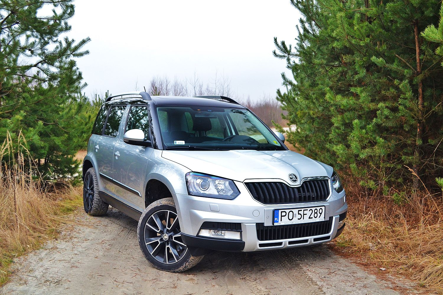 skoda yeti 2 0 tdi 4x4 outdoor praktyczna i przyjemna namasce. Black Bedroom Furniture Sets. Home Design Ideas