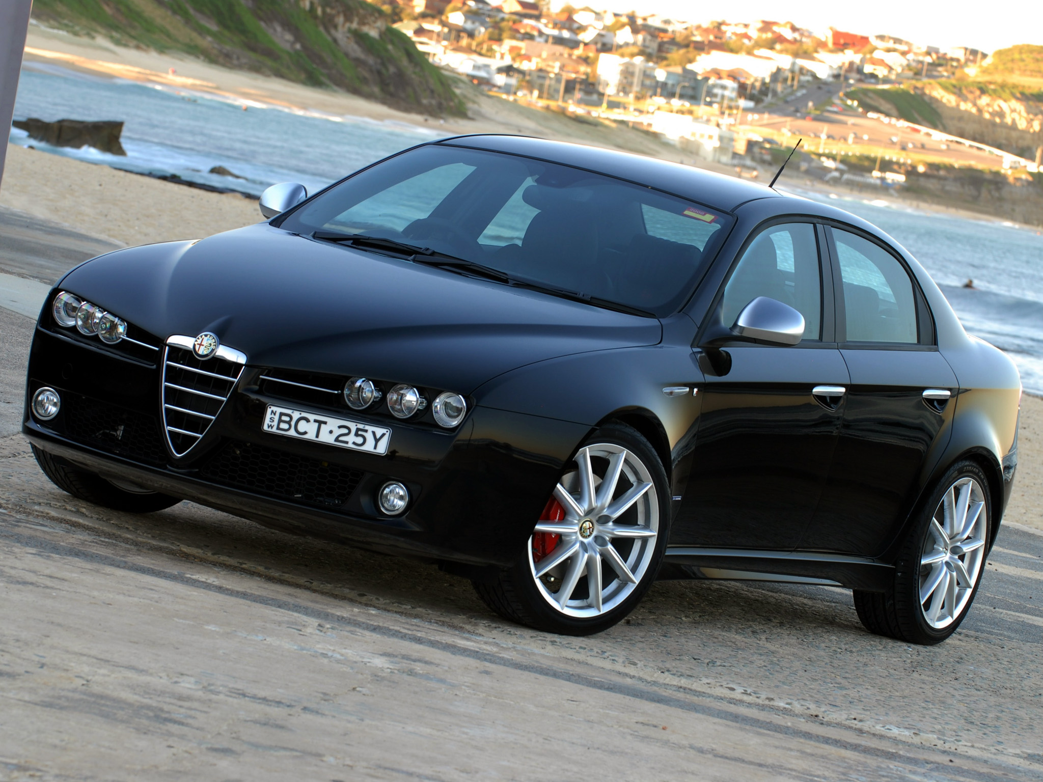 Alfa Romeo 159 2005 2011 – Zjawiskowa Włoszka NaMasce