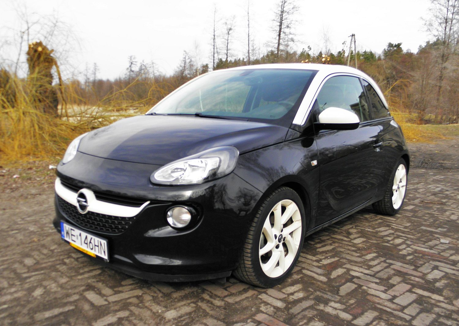 opel adam 1 4 glam gokart xxl namasce. Black Bedroom Furniture Sets. Home Design Ideas