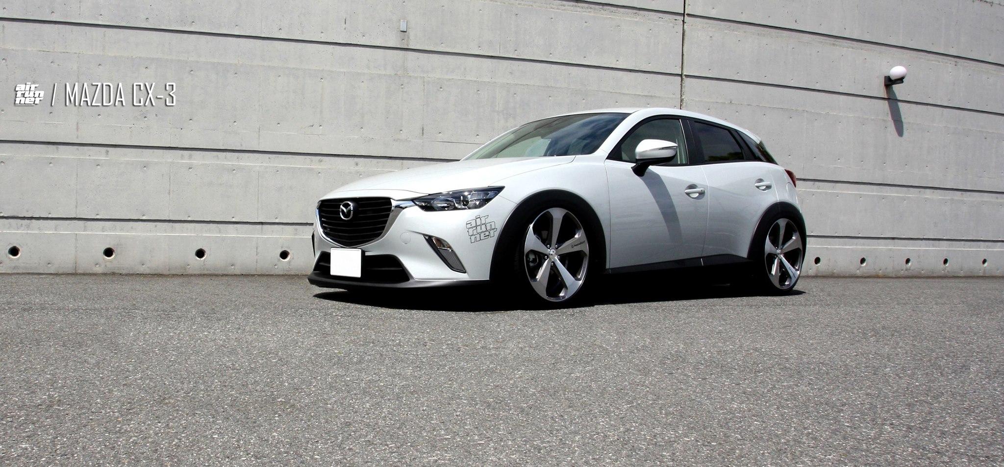 Mazda Cx 3 Air Runner Namasce