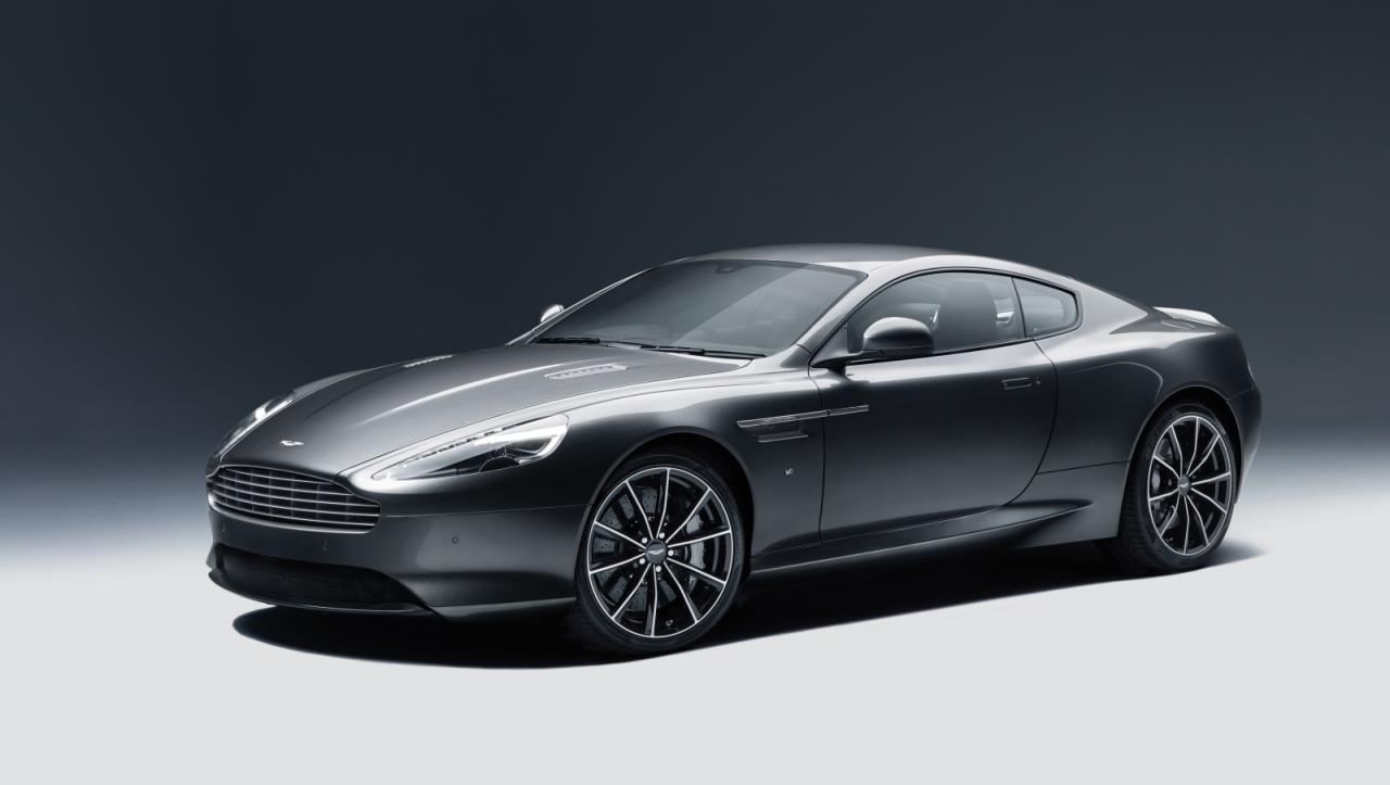 Rozbiła Astona Martina i pozwała dealera