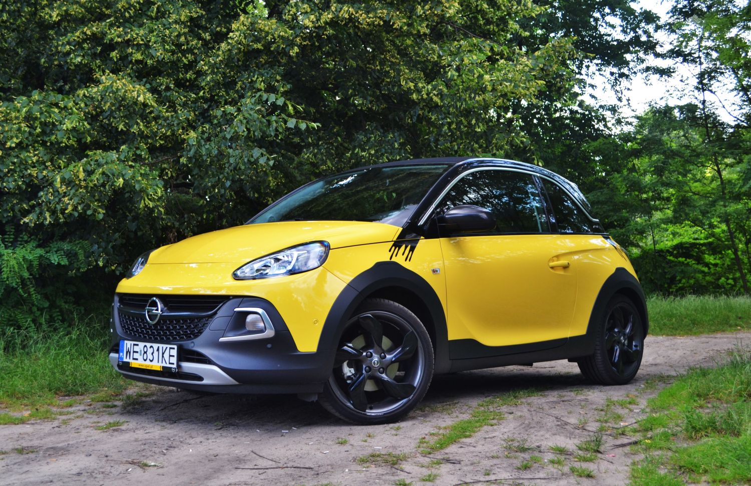 Opel Suv 2015 France Autos Post