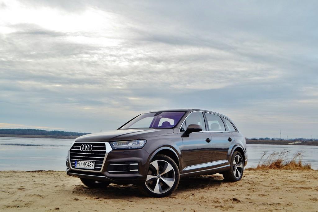 Audi Q7 3.0 TDI tiptronic quattro