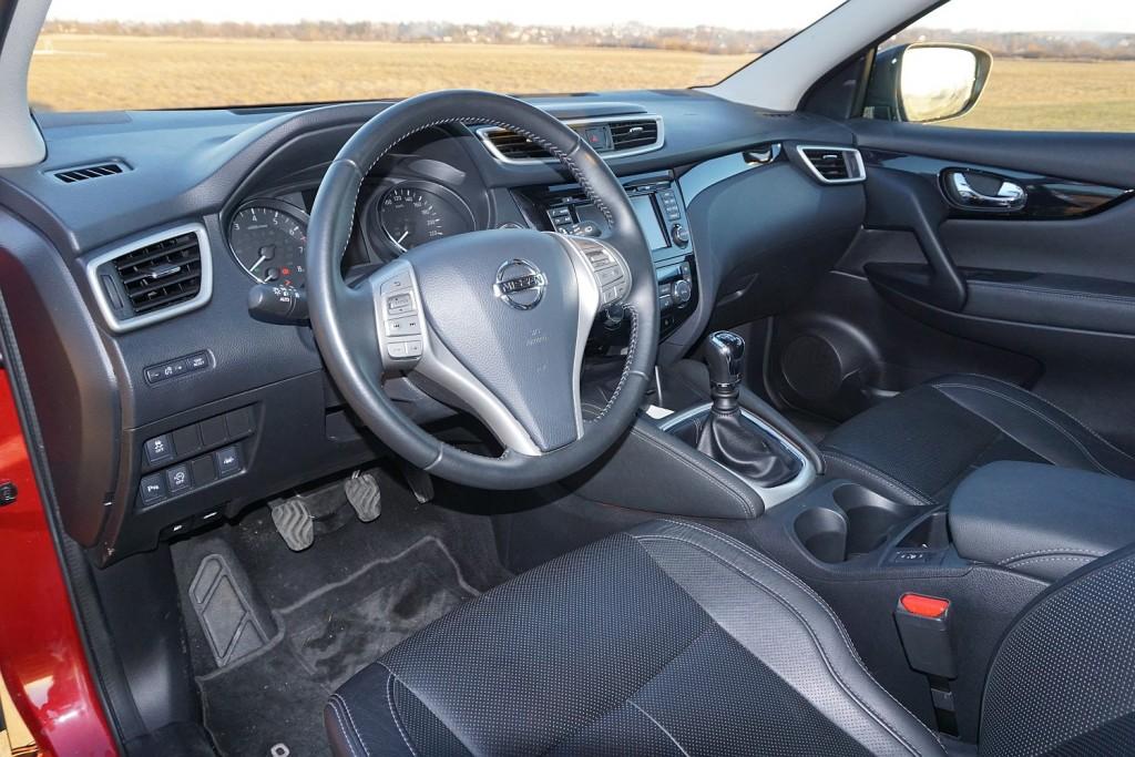 Nissan Qashqai 1.6 DIG-T 160 Tekna