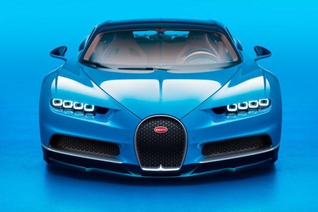Bugatti leasing