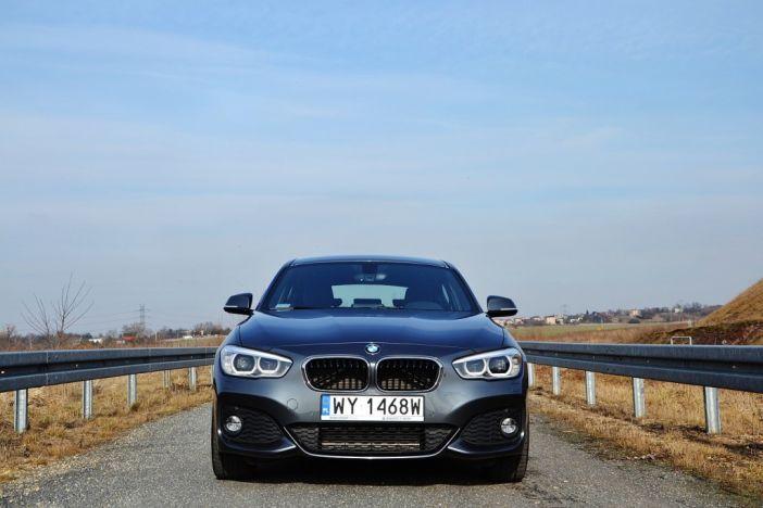 BMW 116d M Sport