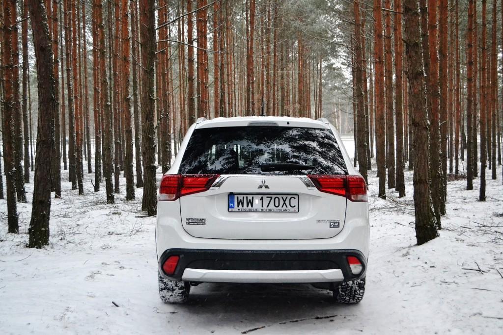 Mitsubishi Outlander 2.0 CVT 4WD Instyle Navi