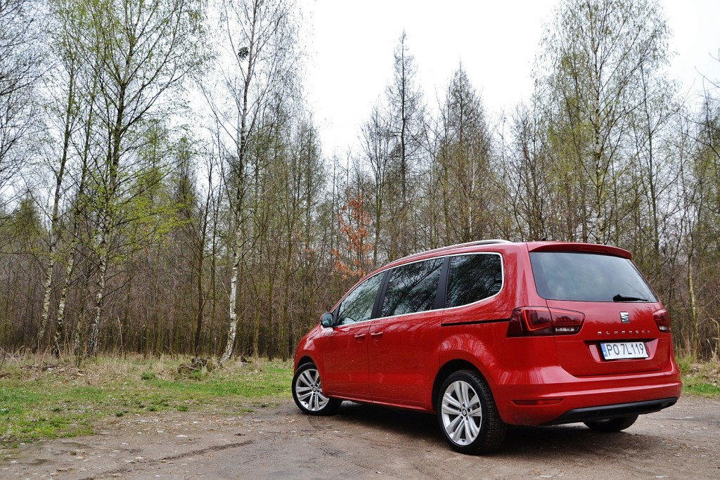 SEAT Alhambra 2.0 TDI DSG Style Advanced