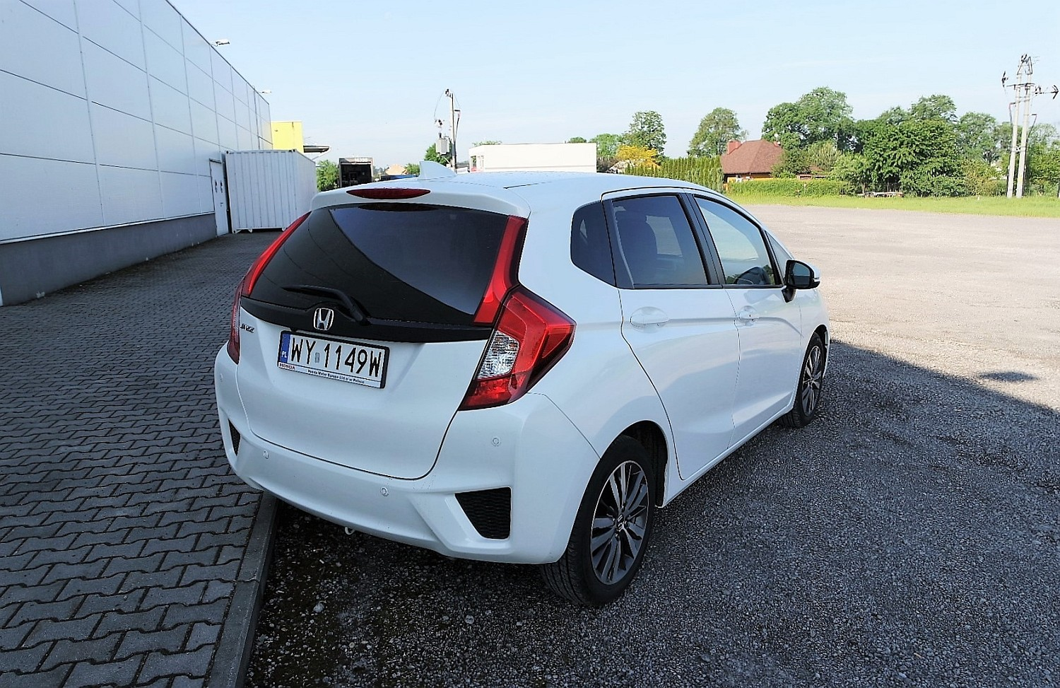 honda jazz 1 3 i vtec cvt elegance all that jazz namasce. Black Bedroom Furniture Sets. Home Design Ideas