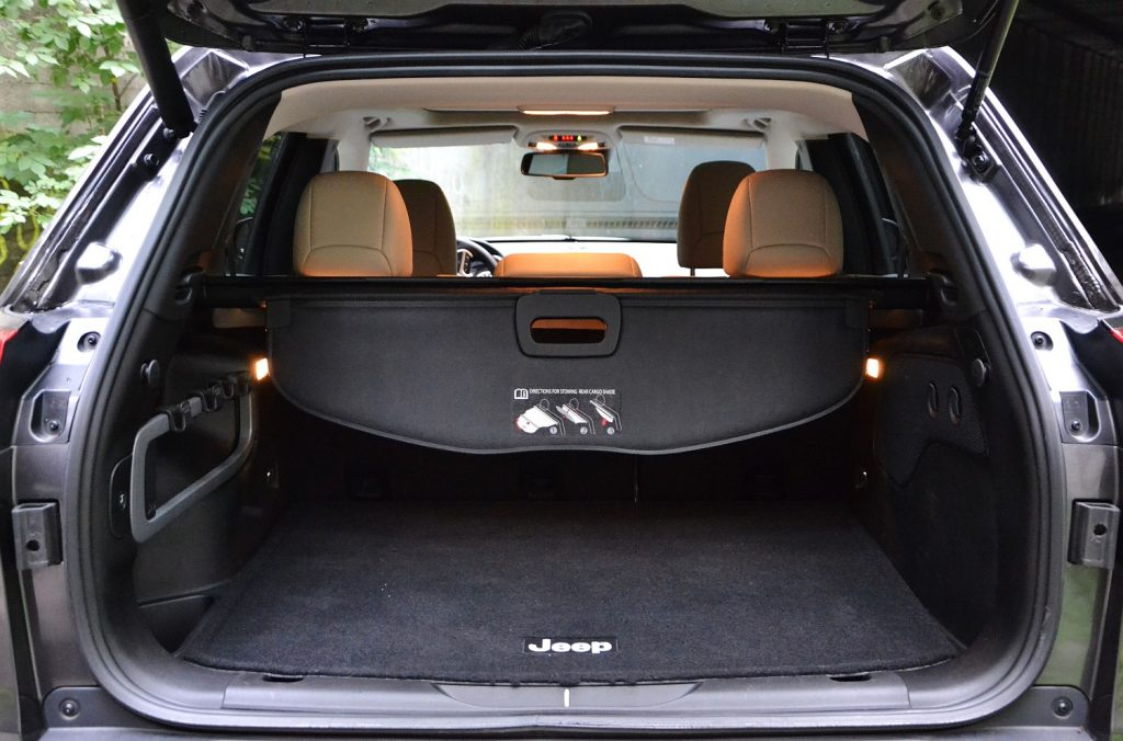 Jeep Cherokee 2.2 MJD