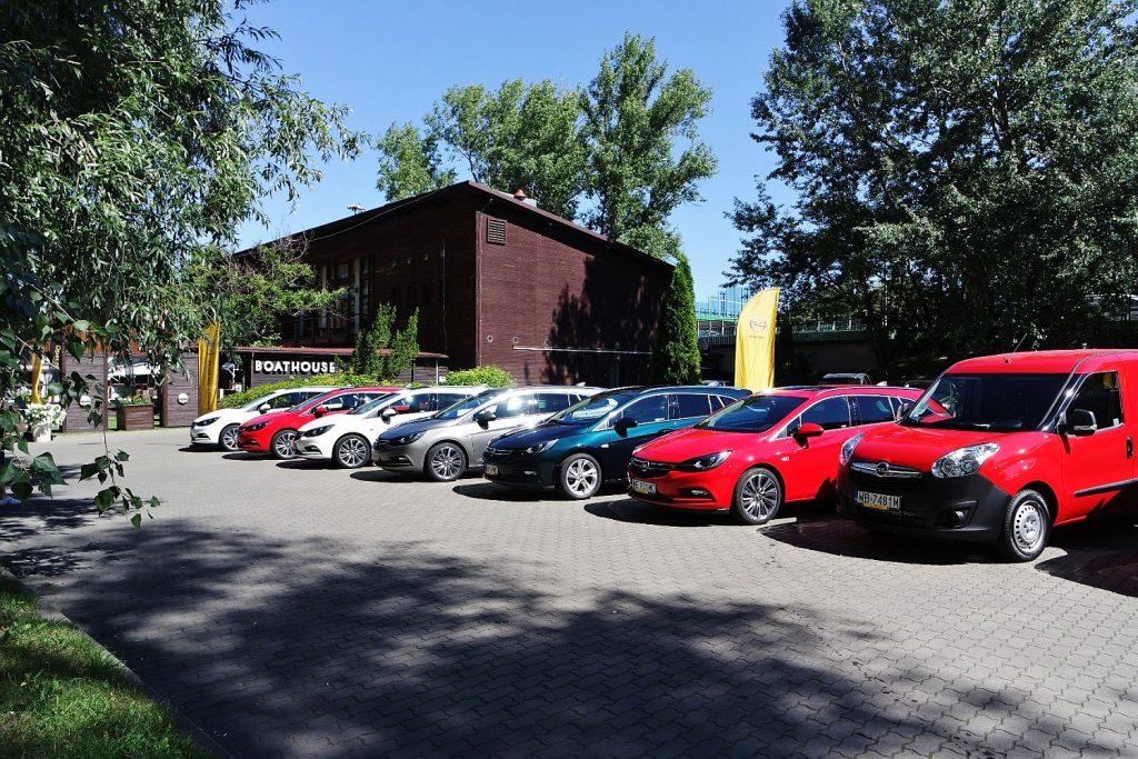 Opel - samochody użytkowe