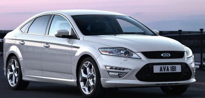 Ford Mondeo MkIV (2007-2014) – Przestronny isolidny
