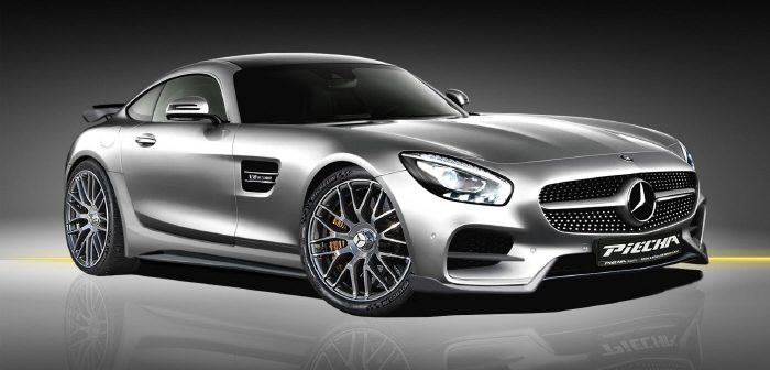 Meredes-AMG GT S Piecha Design