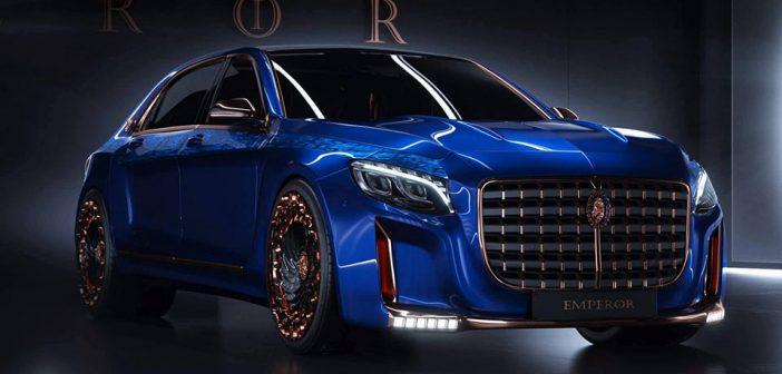 Mercedes-Maybach S Scaldarsi Motors