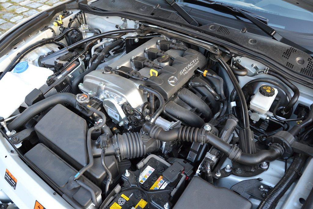 Mazda MX-5 2.0 SKY-G