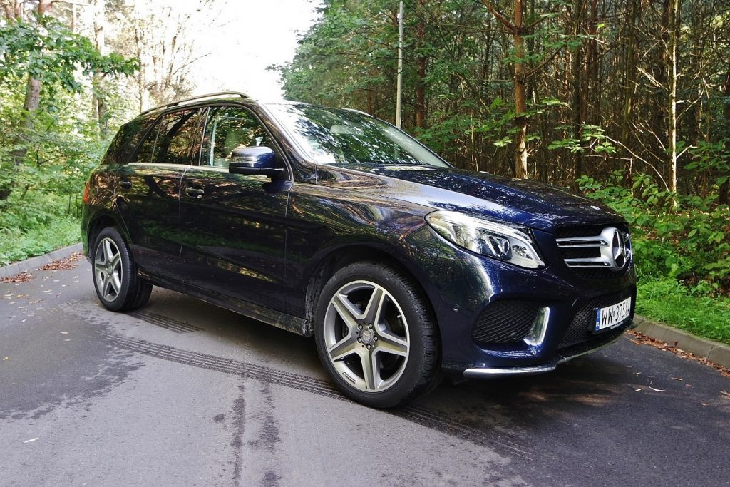 Mercedes benz gle 350 d 4matic w oparach luksusu namasce for Mercedes benz gle 350 lease