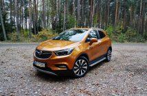 Opel Mokka X - premiera