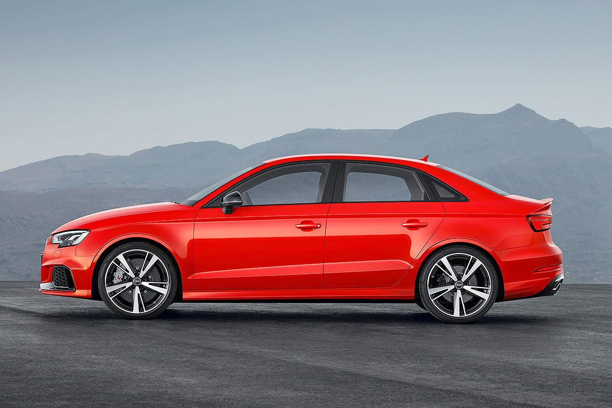 Audi Rs3 Limousine Namasce