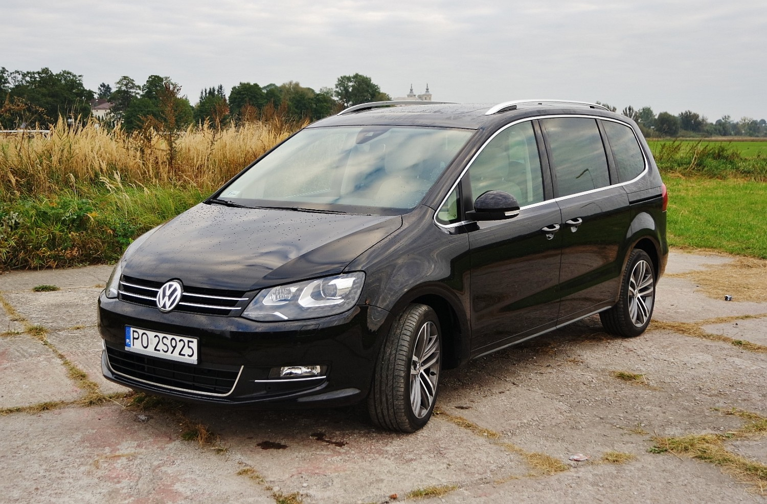 volkswagen sharan 2 0 tdi dsg highline gdy touran to za ma o namasce. Black Bedroom Furniture Sets. Home Design Ideas