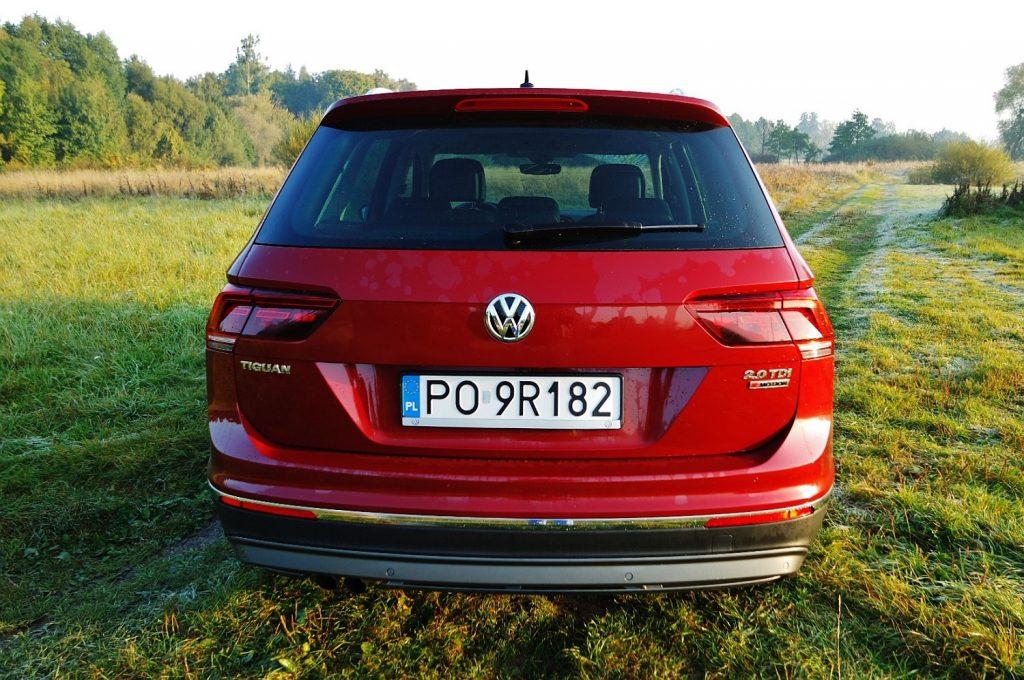 Volkswagen Tiguan 2.0 TDI DSG 4MOTION