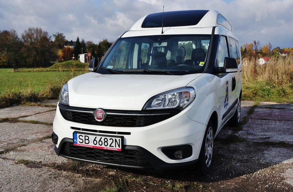 Fiat Doblo 1.4 16v Autonomy
