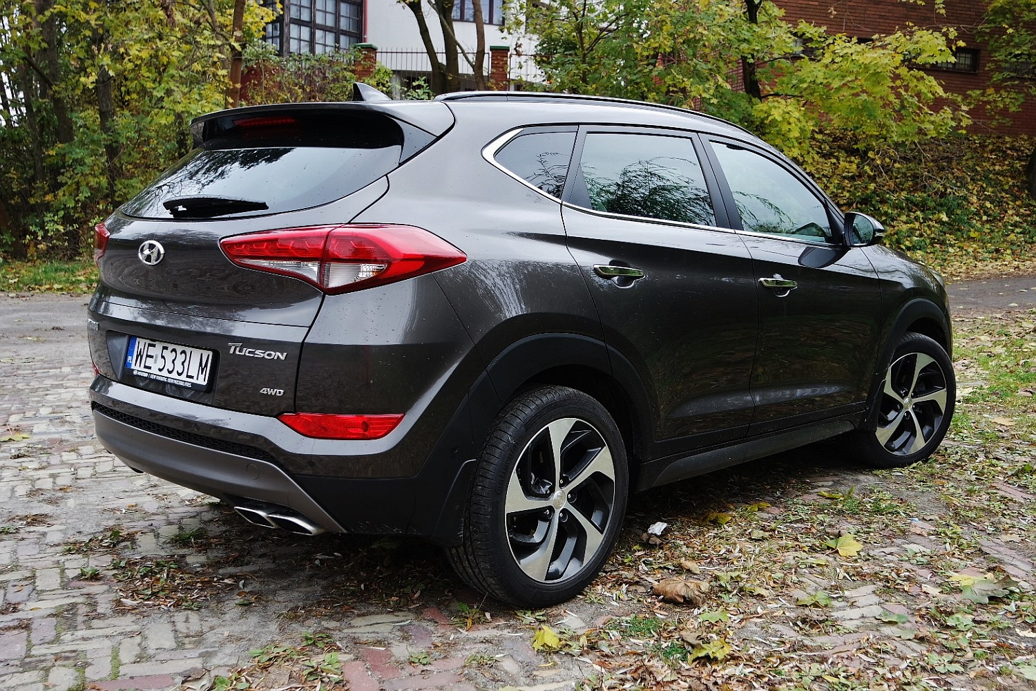 hyundai tucson 2 0 crdi 6at awd premium test. Black Bedroom Furniture Sets. Home Design Ideas