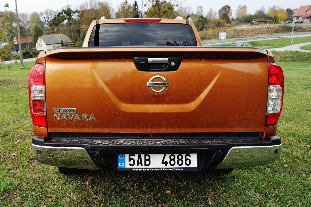 Nissan NP300 Navara 2.3D