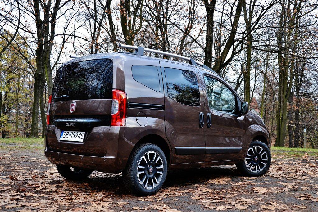 Fiat Qubo 1.3 Multijet Lounge