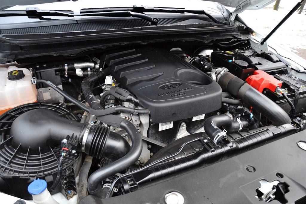 Ford Ranger 3.2 TDCi AT Wildtrak
