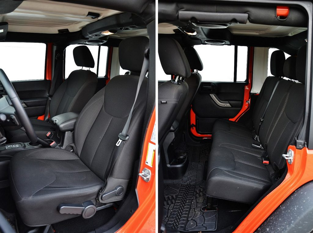 Jeep Wrangler Unlimited 2.8 CRD Sport