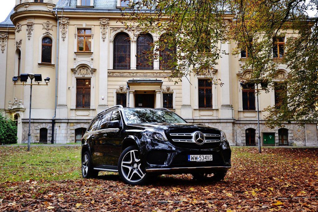 Mercedes-Benz GLS 500 4MATIC