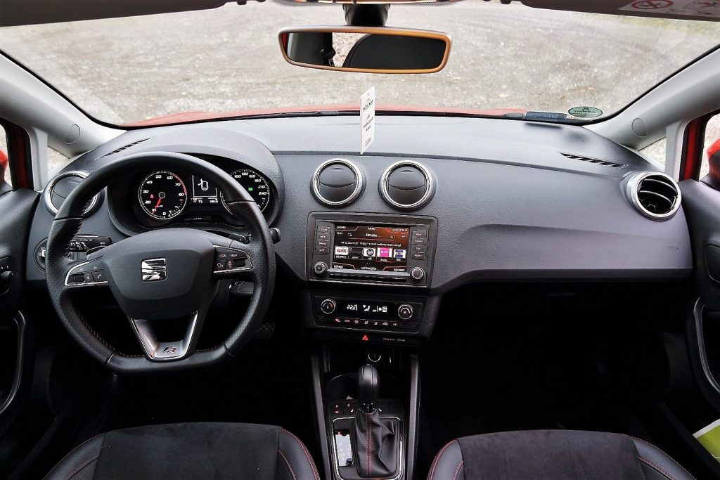 SEAT Ibiza 1.0 EcoTSI DSG FR