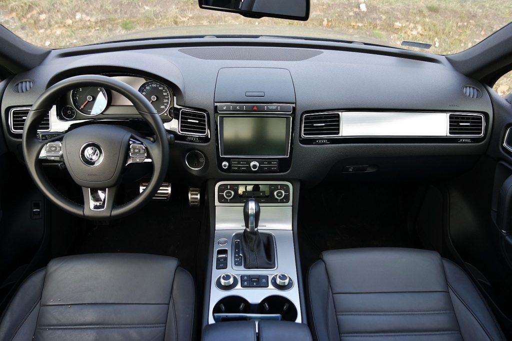 Volkswagen Touareg 3.0 TDI 4MOTION Perfectline R-Style