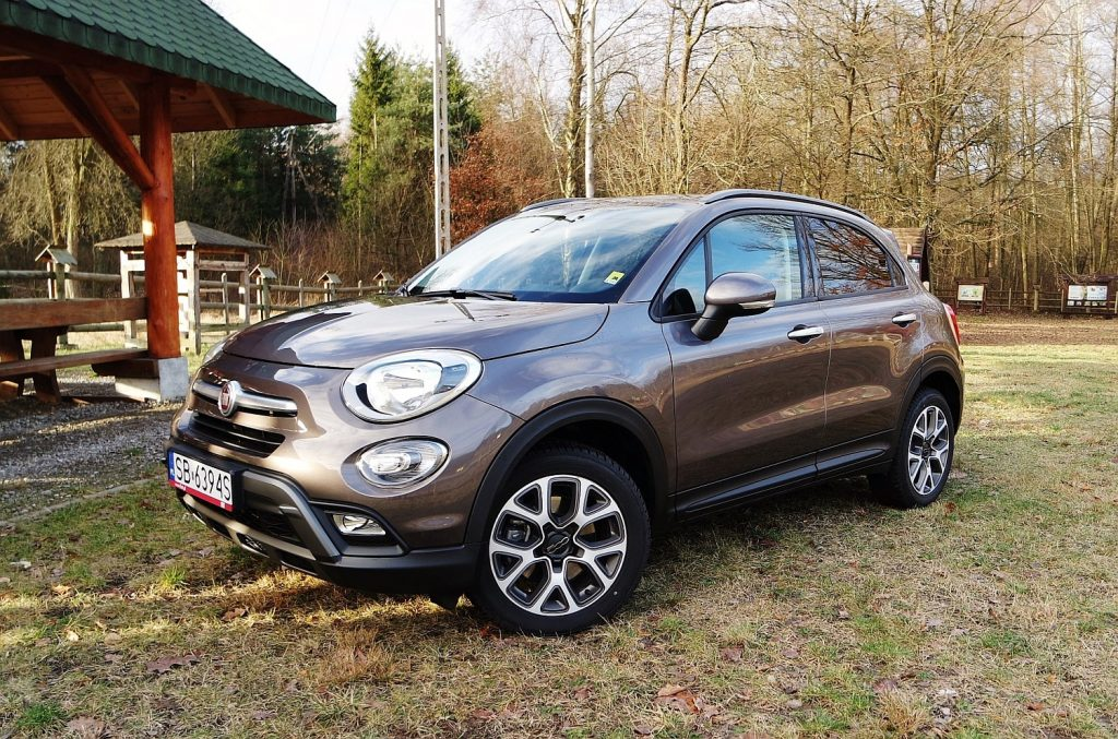 Fiat 500X 1.4 Multiair Cross