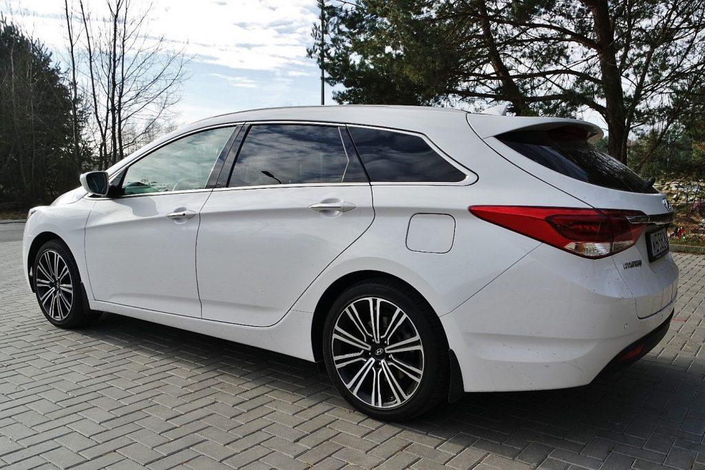 Hyundai i40 Wagon 1.7 CRDI 7DCT Premium
