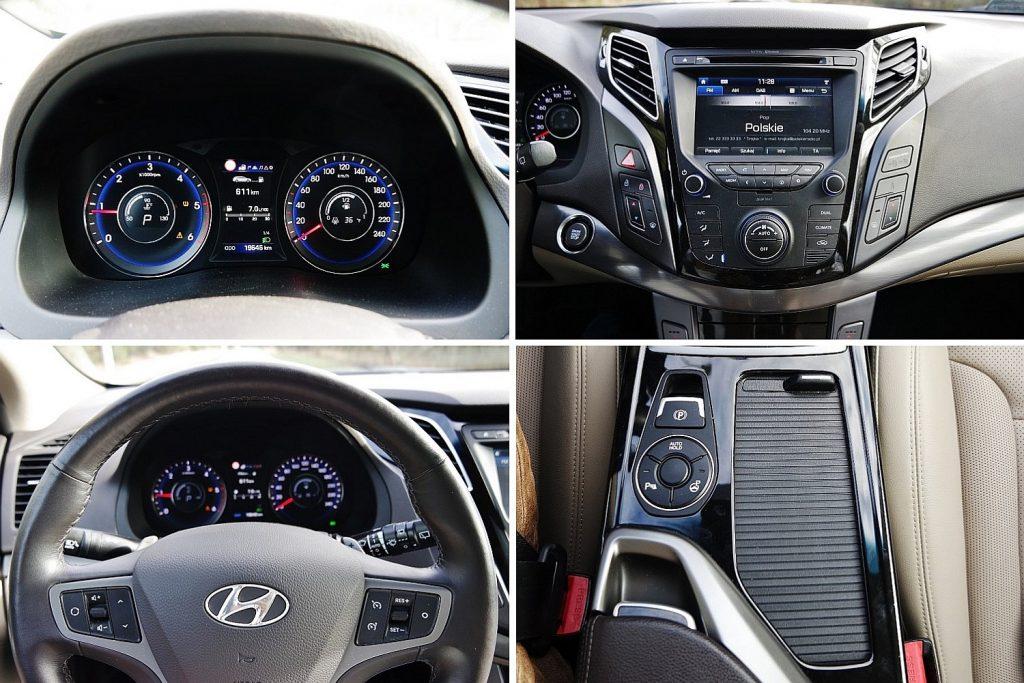 hyundai i40 wagon 1.7 crdi 7dct premium - komfort i przestrzeń - namasce