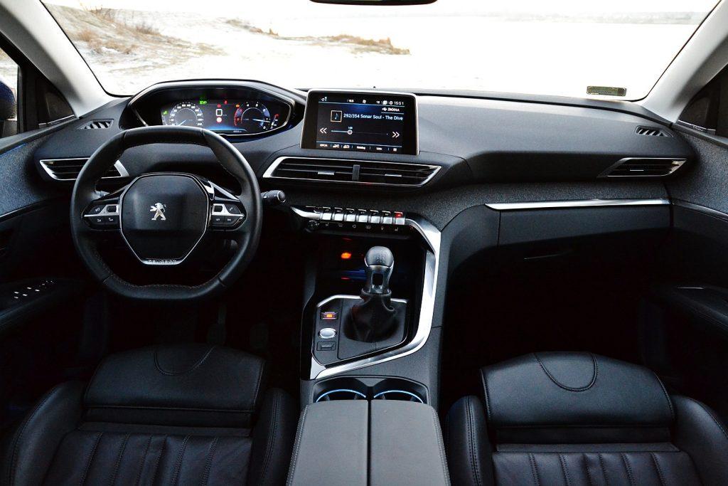 Peugeot 3008 2.0 BlueHDi Allure