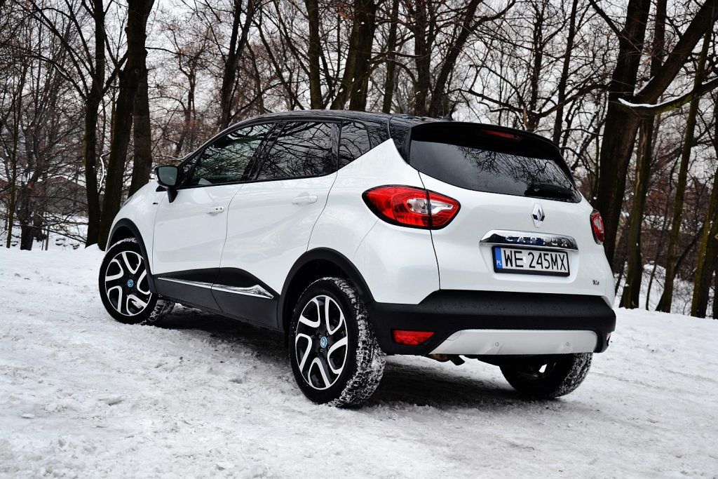 Renault Captur Energy TCe 120 Night & Day