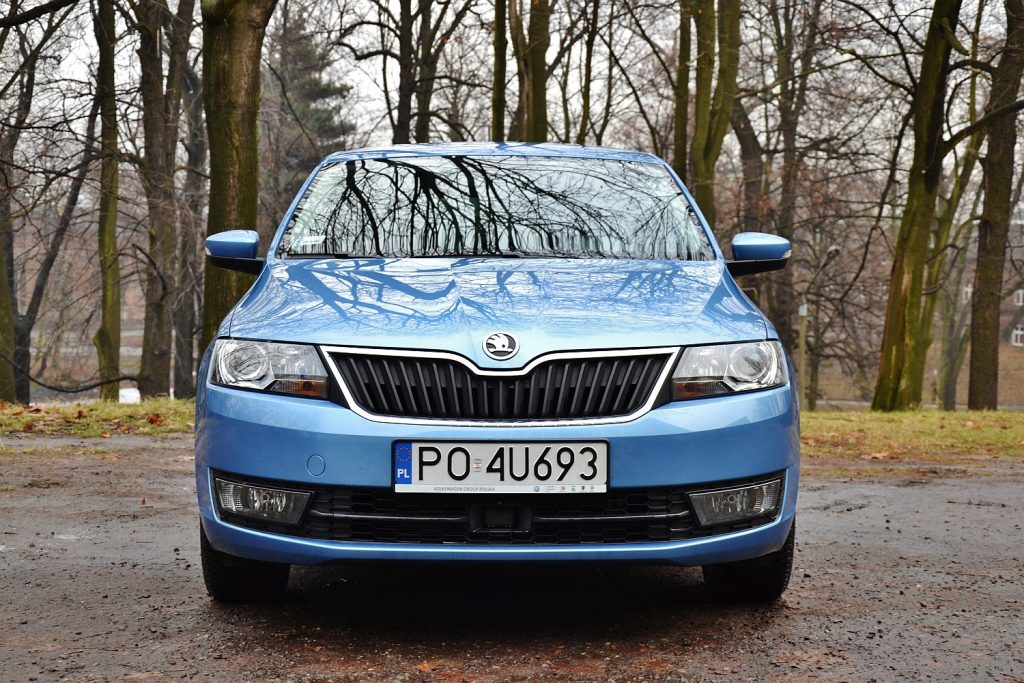 Skoda Rapid Spaceback 1.2 TSI Joy