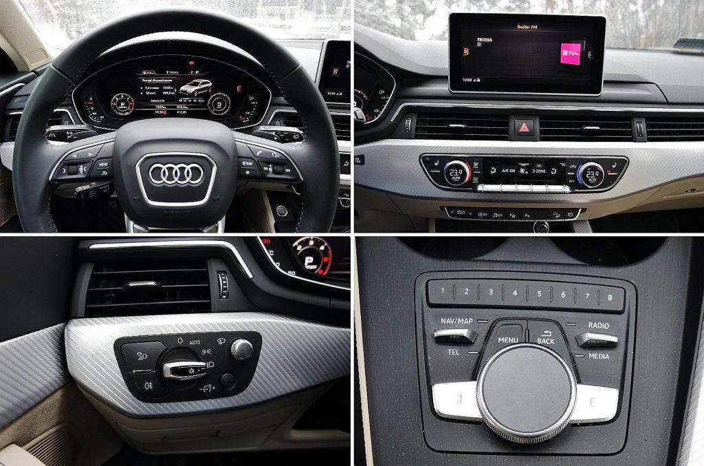 Audi A4 allroad quattro 2.0 TDI S tronic